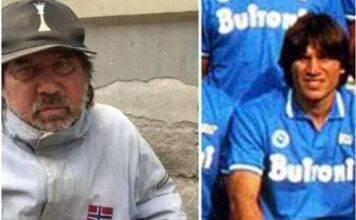 Pietro Puzone    dallo scudetto con Maradona alla vita da clochard