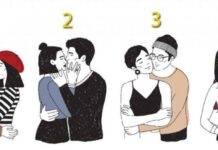 Test personalità, immagine e colori: cosa cerchi in una storia d'amore?