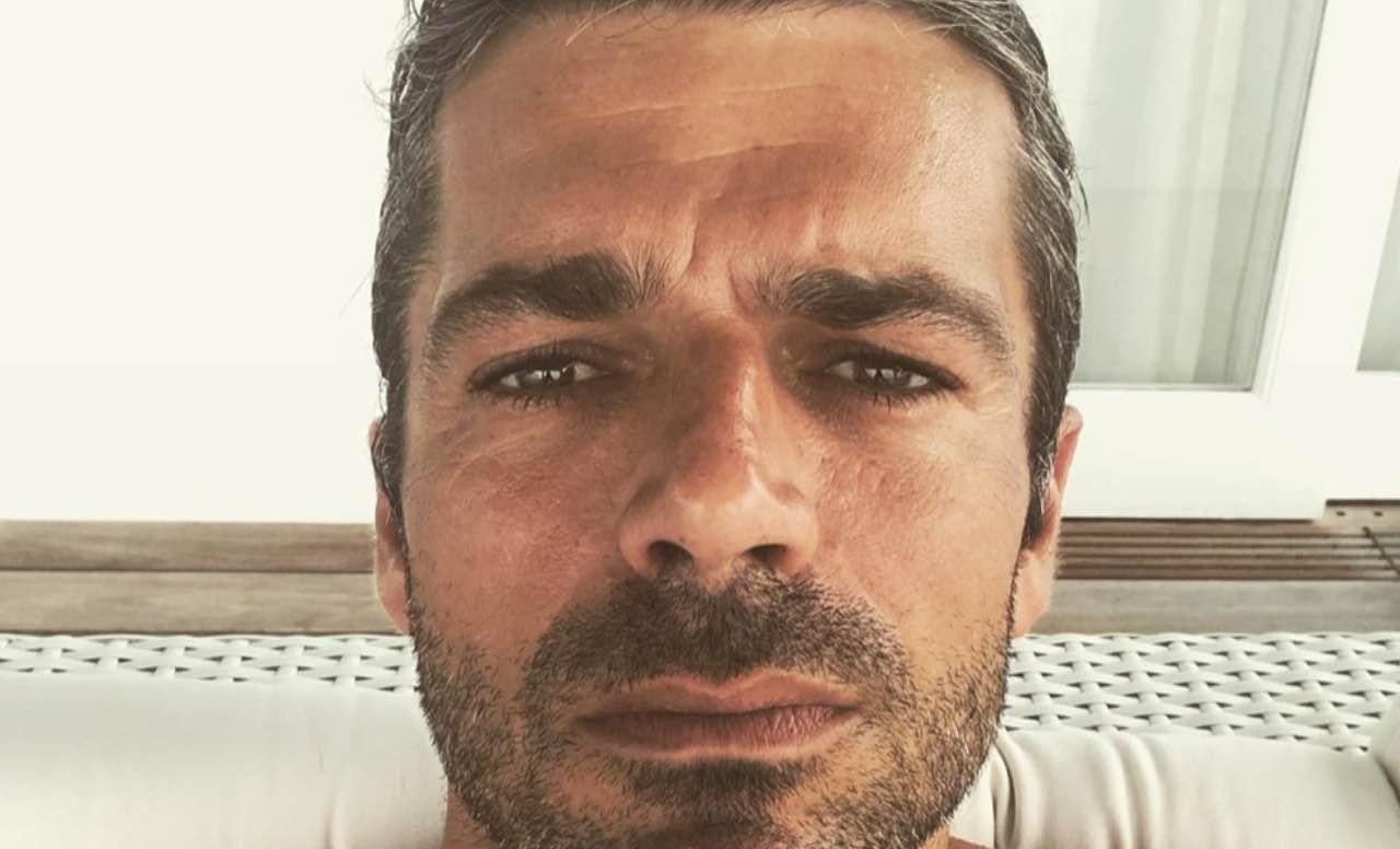 """Luca Argentero dolcissimo papà, ma non solo: """"bambino per sempre"""""""