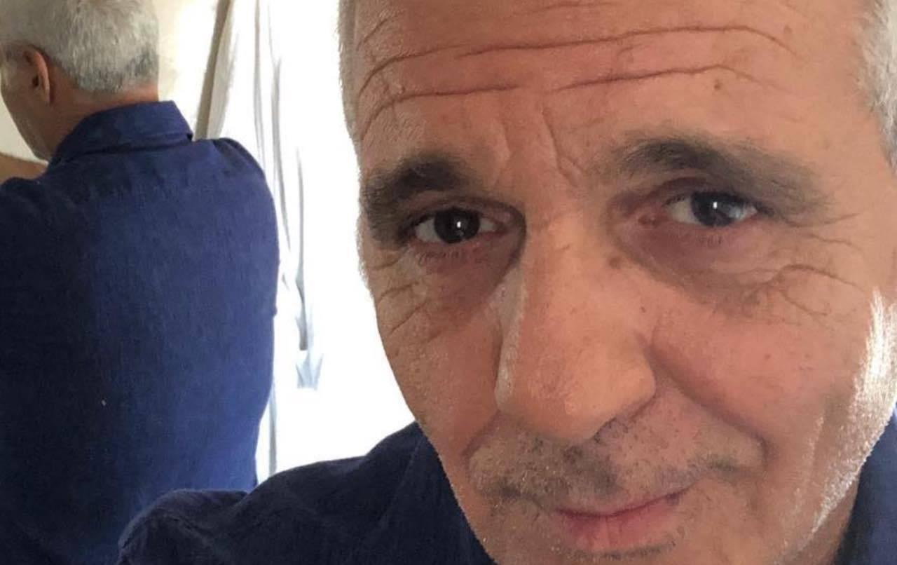 """Giorgio Panariello si trasforma: """"diventa' Santo... anzi una Santa!"""""""