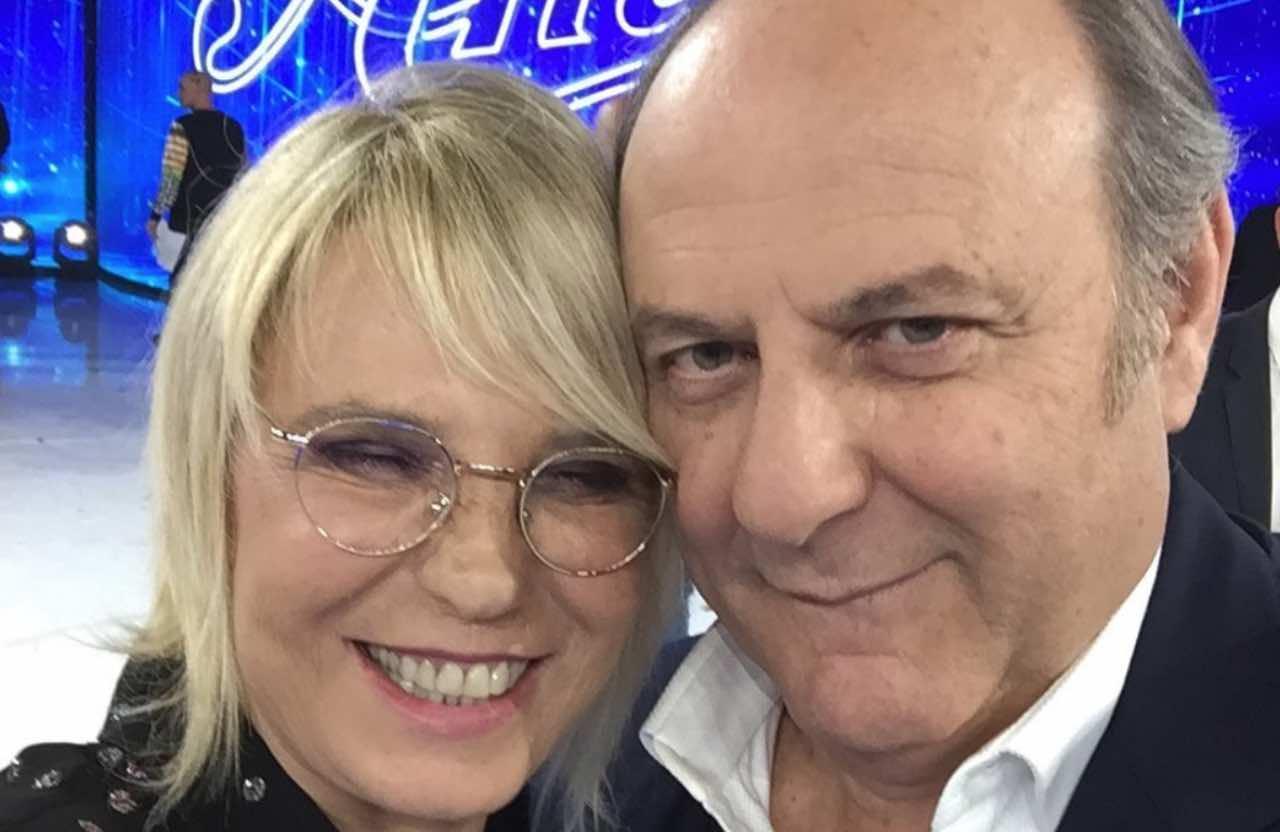 Gerry Scotti, toccante rivelazione su Maria De Filippi: le sue parole