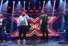 X-Factor: i 'Super 4' italiani fanno piangere la Romania