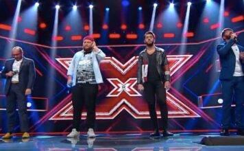 X Factor: i 'Super 4' italiani fanno piangere la Romania