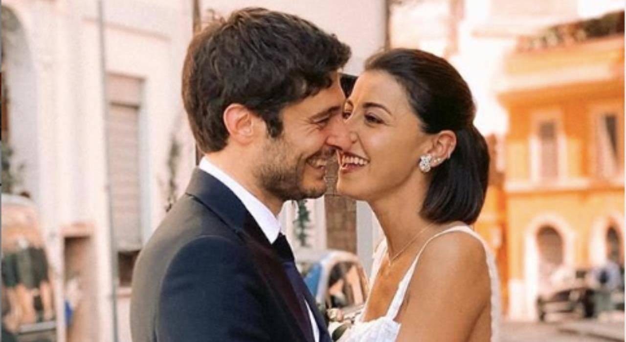 Antonella Liuzzi moglie Lino Guanciale: chi è, età, matrimonio, Bocconi