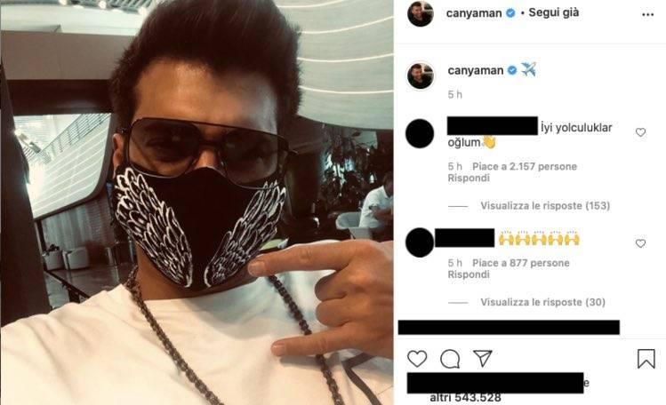 Can Yaman in Italia, fan impazzite: c'è una sorpresa in arrivo?