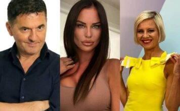 Sfoghi in diretta: Teo Mammucari, Antonella Mosetti, Antonella Elia