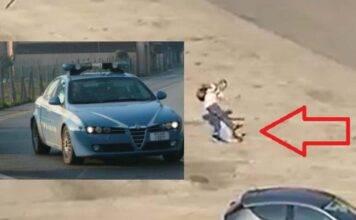 Vicenza |  anziano difende ragazza |  il fidanzato gli spezza il femore a calci |  VIDEO