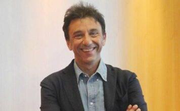 Claudia Gerini, chi è l'ex marito Alessandro Enginoli: foto, vita privata, padre di Rosa
