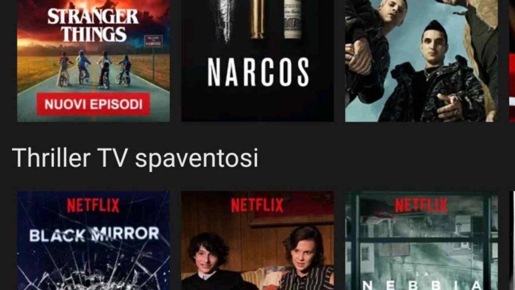 Netflix serie