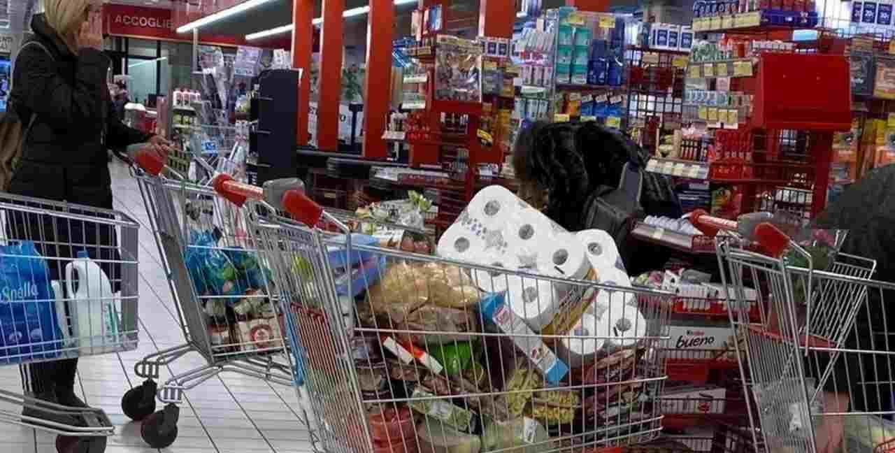 Assalto supermercati