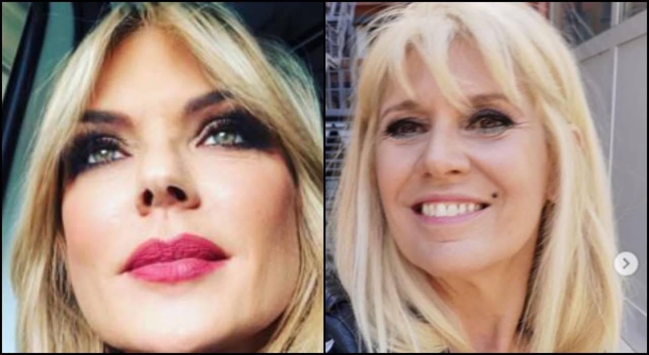 Matilde Brandi vs Maria Teresa Ruta: scoppia l'ira e arrivano le lacrime