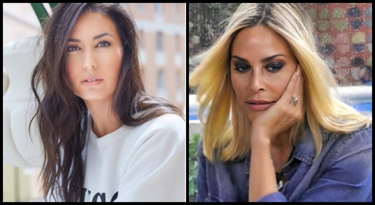 Elisabetta Gregoraci e Stefania Orlando nervi tesi: scontro tra leader?
