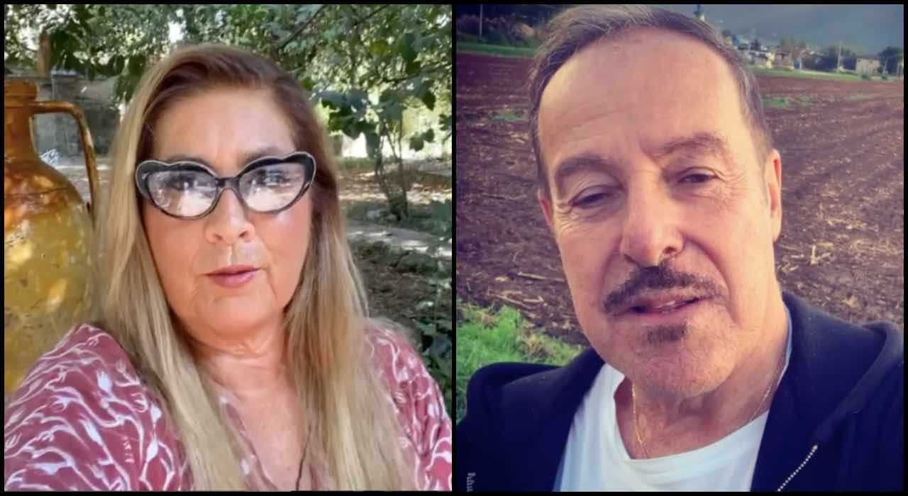 Romina Power e Massimo Lopez: legati per sempre da un dolore