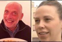 GF Vip, chi è la fidanzata di Paolo Brosio Ania Goledzinowska?