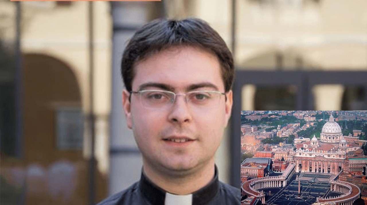 Chierichetti del Papa