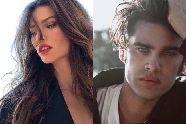 Dayane Mello e Stefano Sala (fonte Instagram @dayanemelloreal @stevenlivingroom)