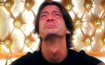 """Francesco Oppini scoppia in lacrime: """"sono incaz*ato con me stesso"""""""
