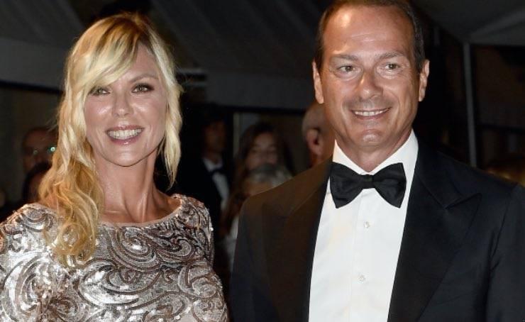 Matilde Brandi e Marco Costantini, insieme solo per le figli? L'indiscrezione