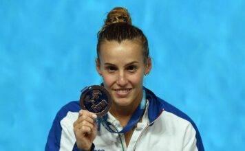 Tania Cagnotto addio allo sport, una scelta difficile
