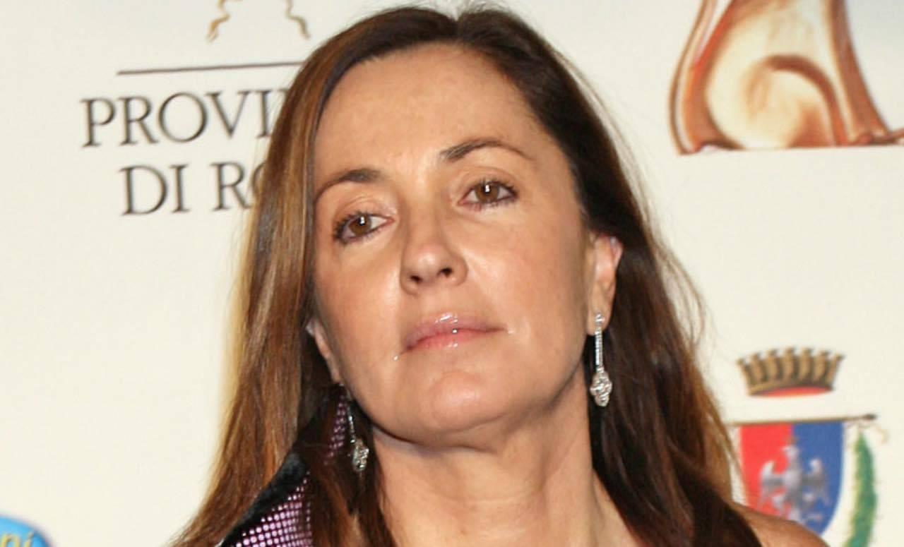 Barbara Palombelli svela un segreto: col marito non parla mai di...