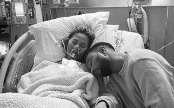Tragedia per John Legend e Chrissy Teigen, un dolore senza fine