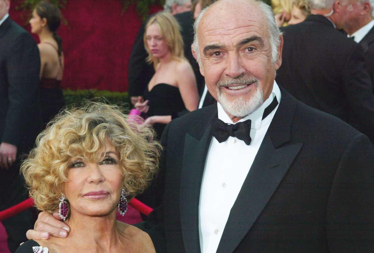Micheline Roquebrune moglie Sean Connery, quella volta che ...