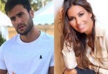 Pierpaolo Petrelli ed Elisabetta Gregoraci (fonte Instagram @pierpaolopetrelliofficial @elisabettago