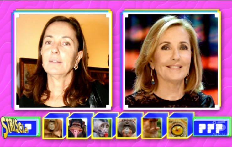 Barbara Palombelli rifatta? Gli scatti mostrano il cambiamento