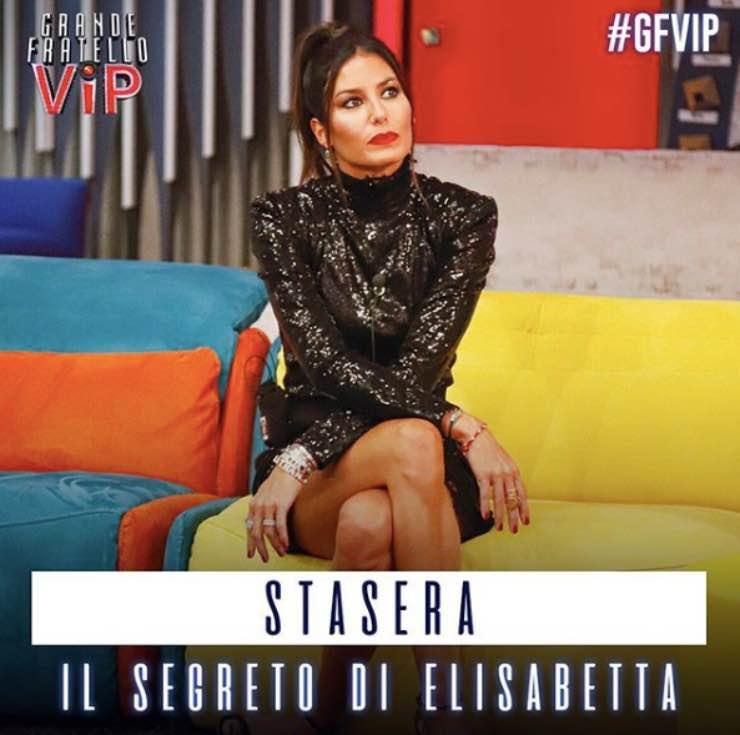 Elisabetta Gregoraci a sorpresa: il segreto rivelato a Piepaolo