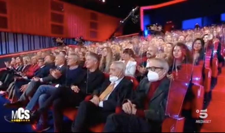 Maurizio Costanzo show al tempo del Covid: scoppia la polemica