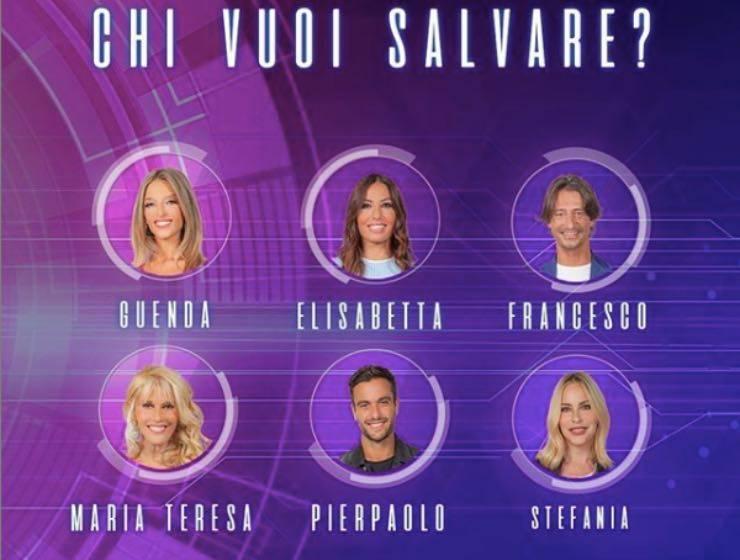 GF Vip, il televoto ha deciso: eliminazione a sorpresa del concorrente
