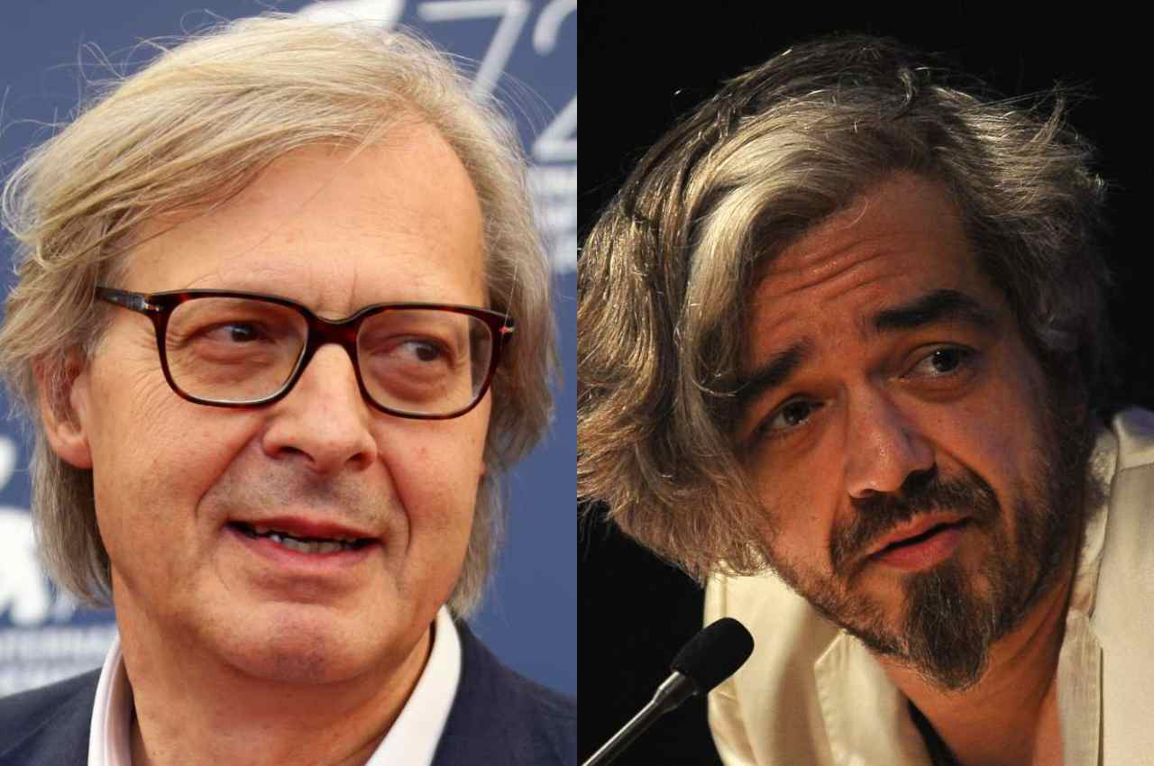 Sgarbi e Morgan