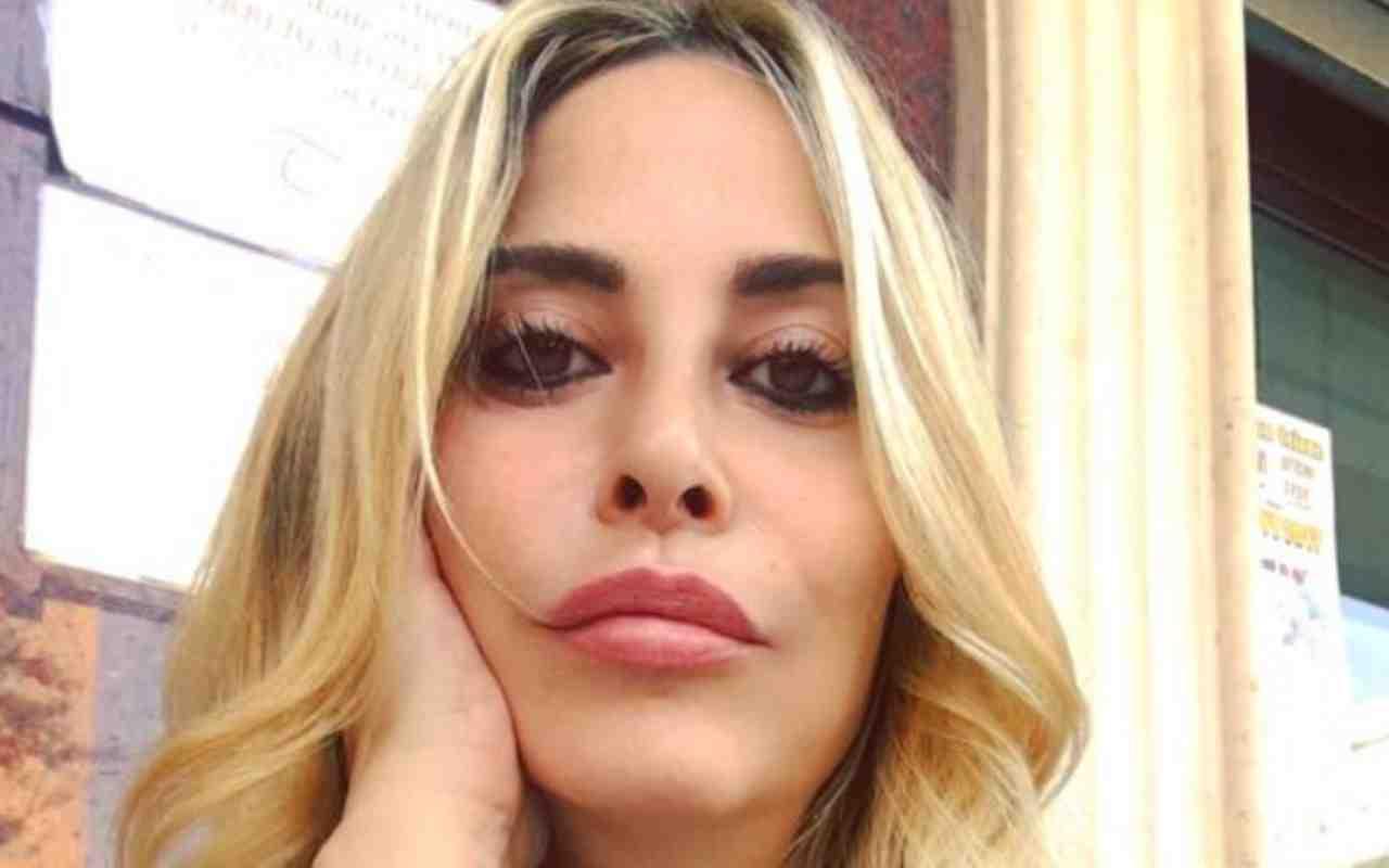 Stefania Orlando teme per il suo matrimonio