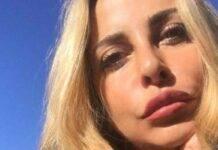 Stefania Orlando shock