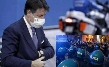 L'Italia è a ferro e fuoco, oggi Conte firma le nuove chiusure: chi rischia