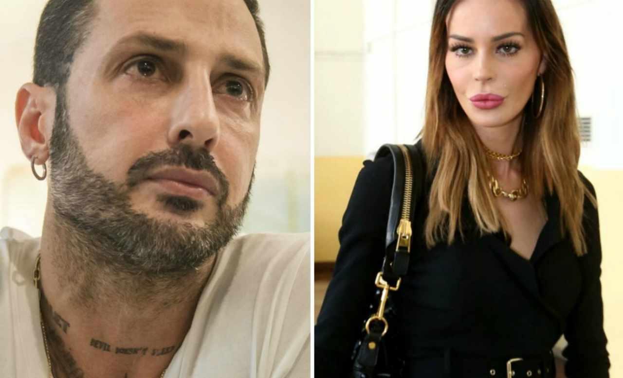 Fabrizio Corona positivo al virus invita Carlos a casa: Nina Moric furiosa