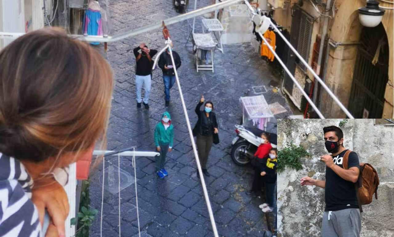 didattica dal balcone