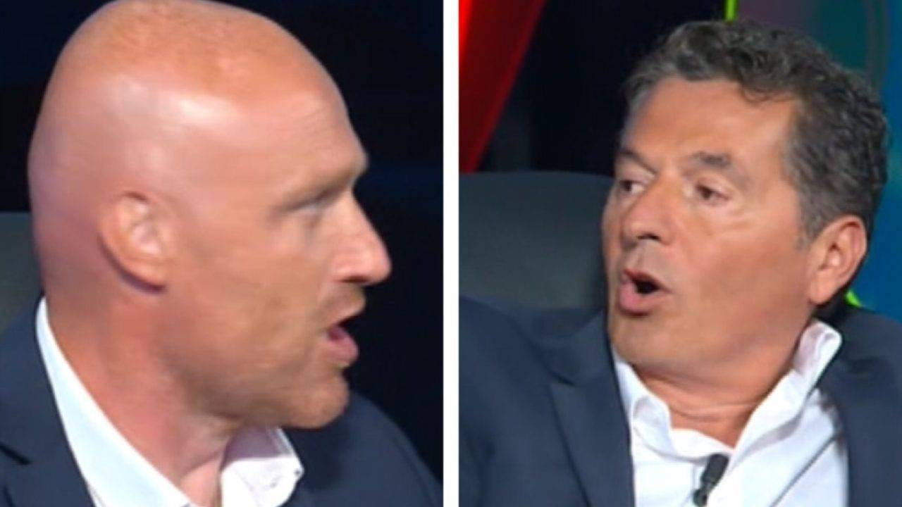 "Tu sì que vales, Mammuccari contro Zerbi: ""Dieci secondi per sparare sta c*****a?"""