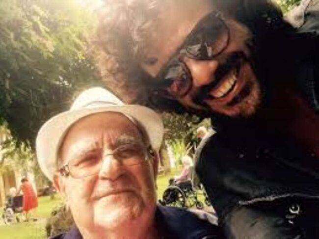 Lutto per Francesco Renga: morto il padre Salvatorico