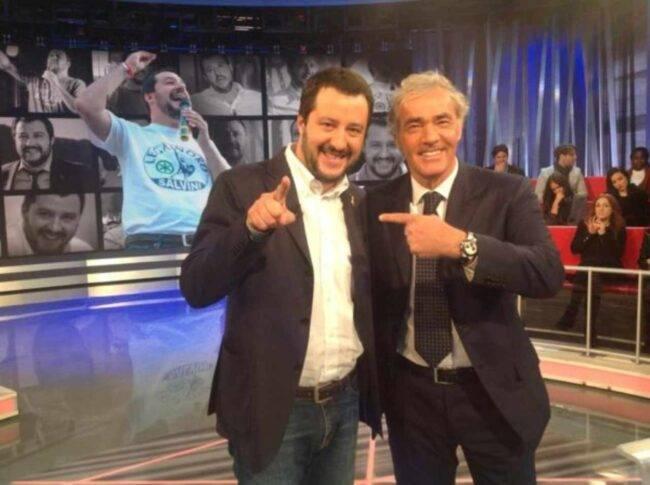 Massimo Giletti candidato sindaco di Roma? L'idea è di Salvini