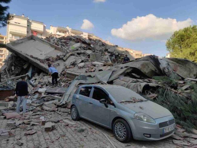 Terremoto nell'Egeo orientale, ci sono vittime a Smirne