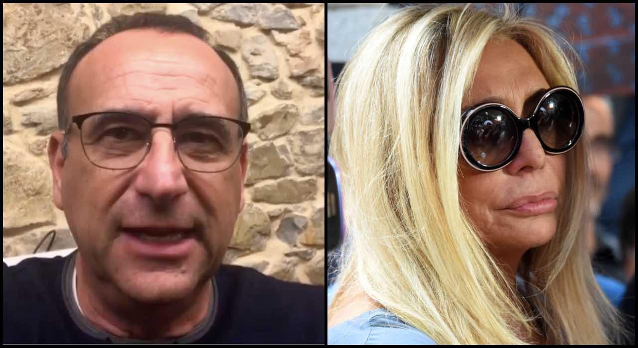 Carlo Conti e Mara Venier 'fermati dal Covid'? Stop mai accaduto prima