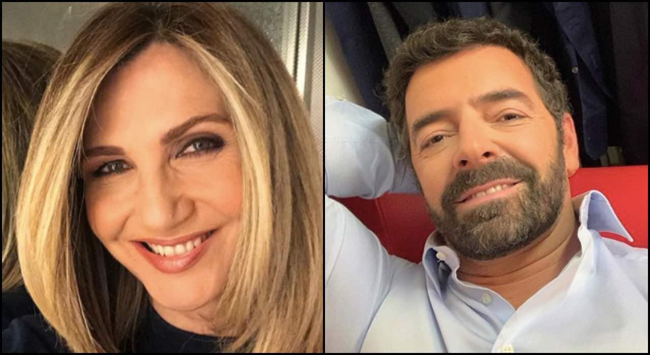 Lorella Cuccarini - Alberto Matano 'più vicini'? Accade dopo mesi