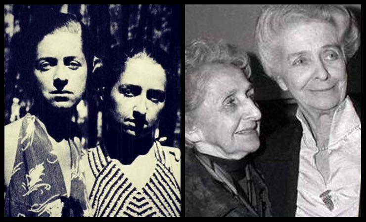 Rita Levi-Montalcini, avete mai visto la sorella gemella?