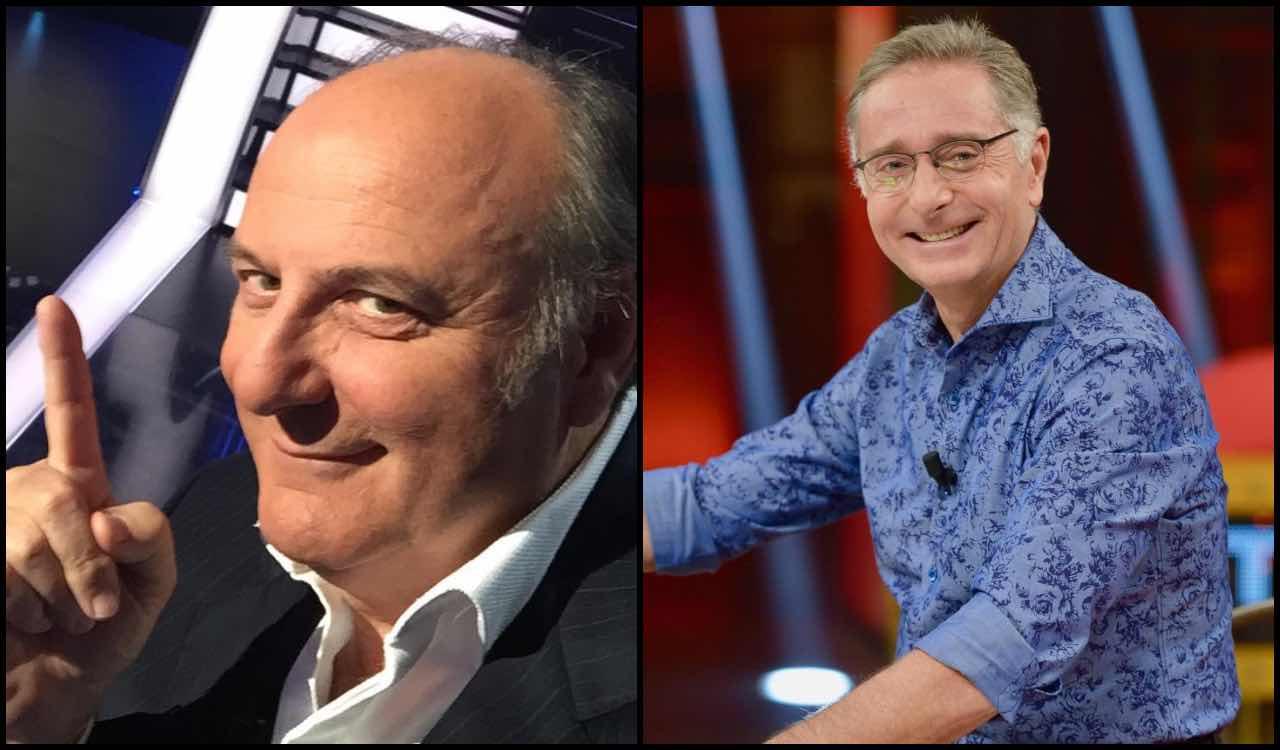 Gerry Scotti, stop 'Caduta libera': il Covid lascia il posto a Bonolis