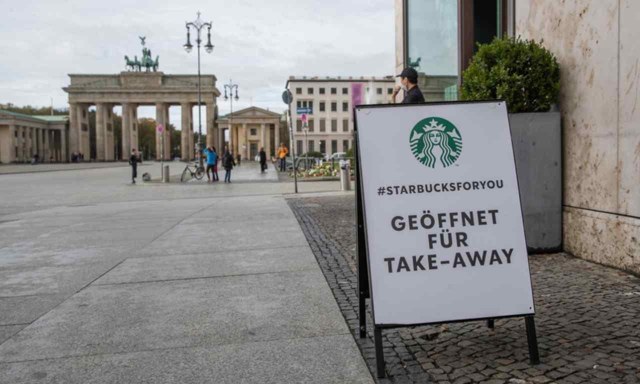 Covid, in Germania è iniziato oggi il lockdown