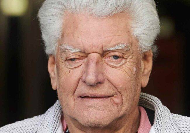 David Prowse, morto l'attore di Darth Vader in Star Wars