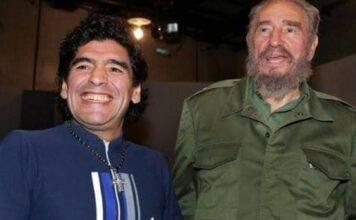 Maradona e Fidel Castro, l'incredibile coincidenza: l'ultimo colpo di genio
