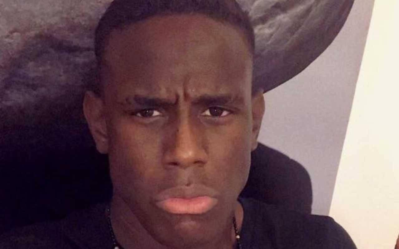 Enock Barwuah ha tradito la fidanzata Giada