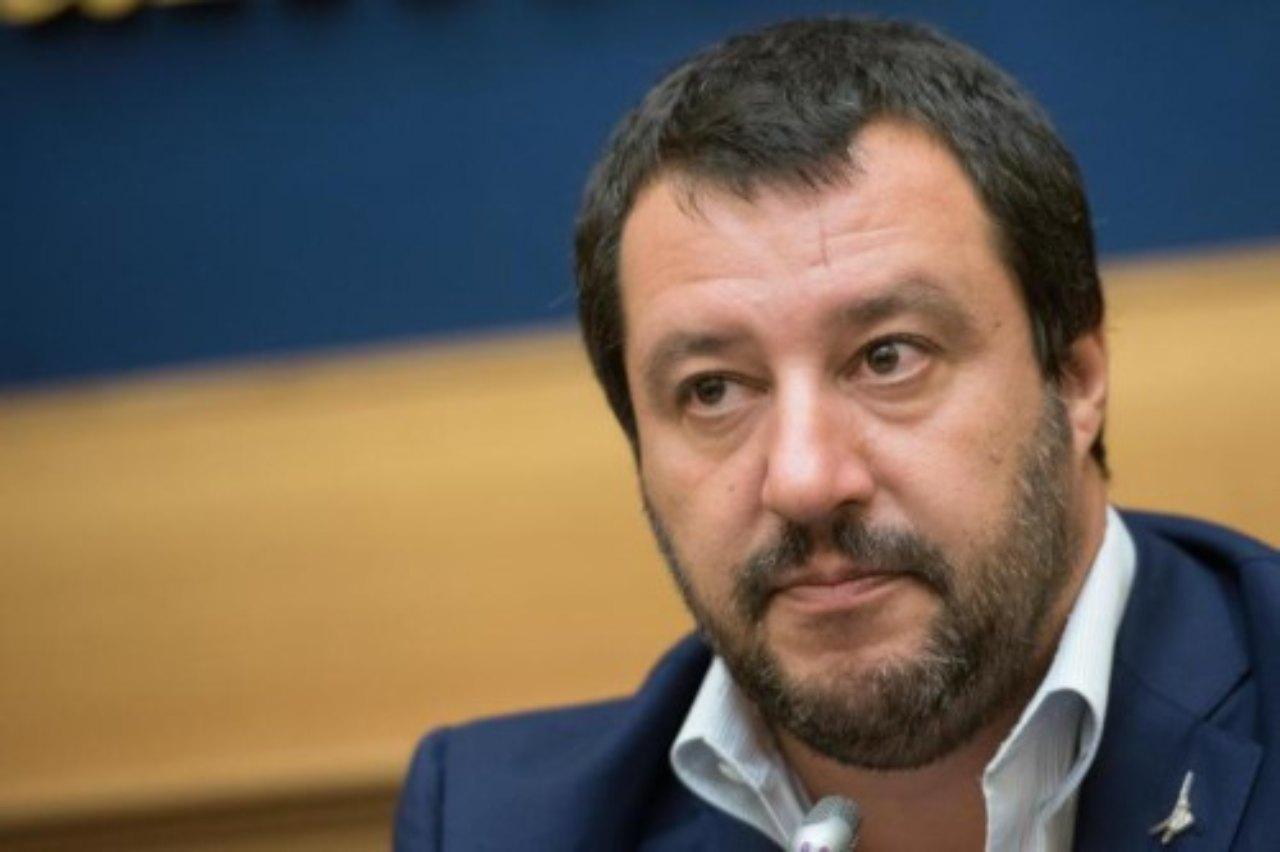 Mattarella ha ricevuto il leader della Lega Salvini